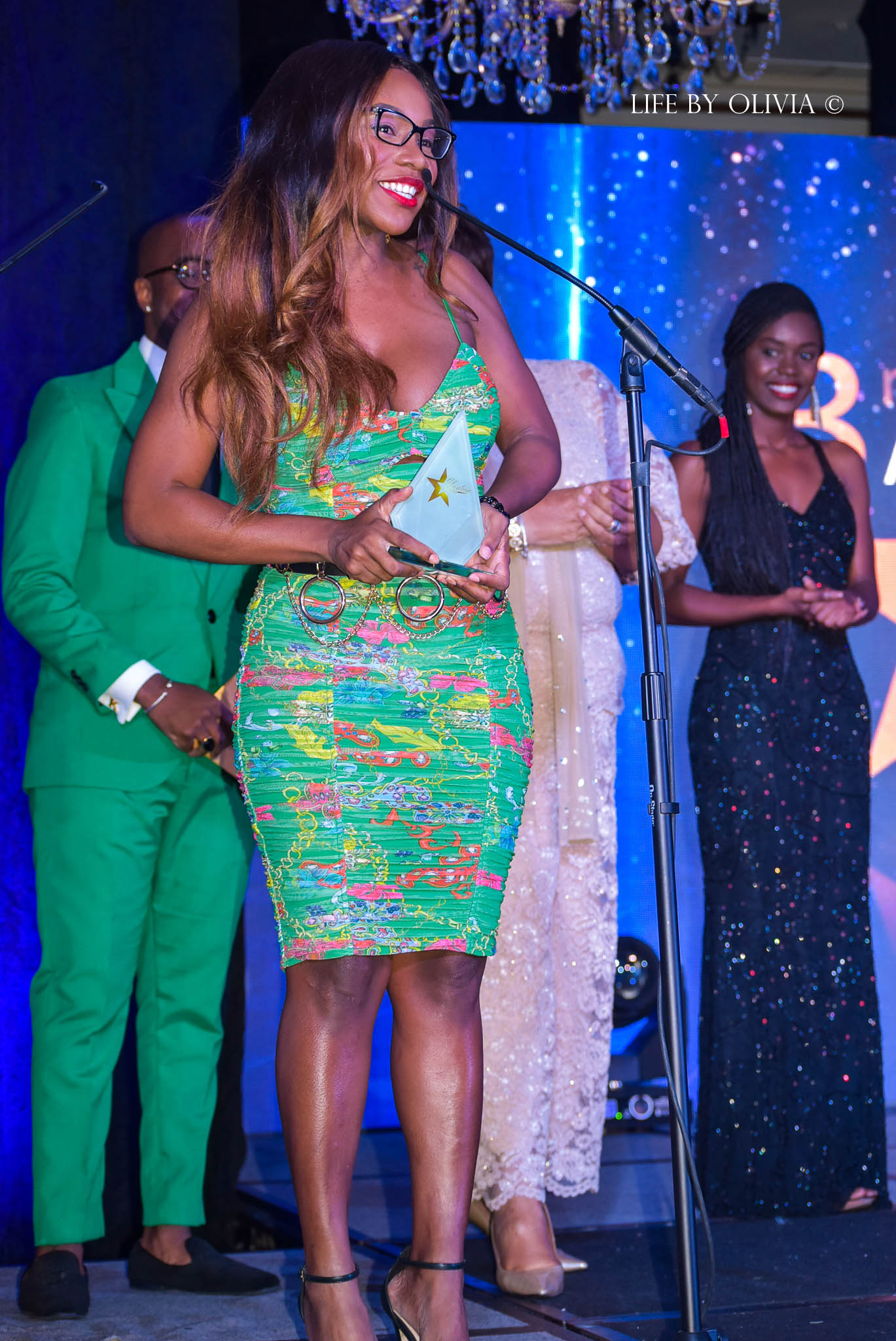 Female Artist of the Year - Wendi