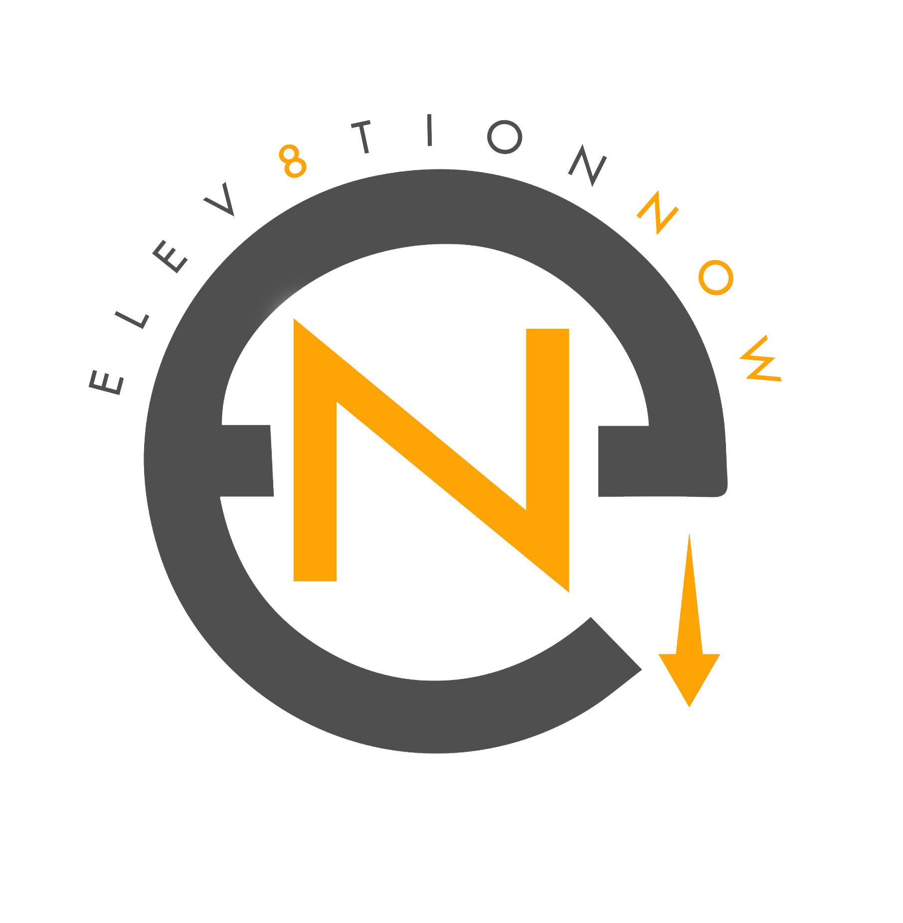 Elevation Now Logo - White (1)